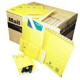 Mail Lite Gold Padded Envelopes J/6 300 X 440MM